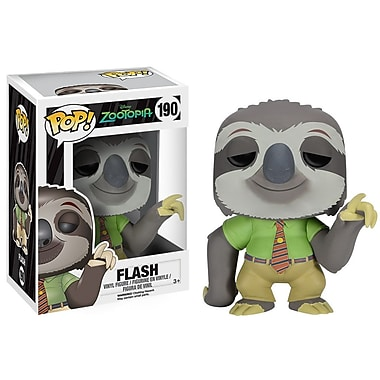 Funko Pop! Disney : Zootopia – Flash