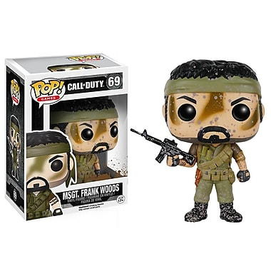 Funko Pop! Jeux : Call of Duty – Woods