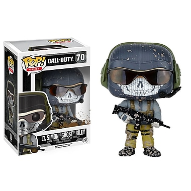 Funko Pop! Jeux : Call of Duty – Riley