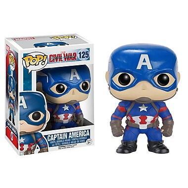 Funko Pop! Marvel : Capitaine America 3 – Capitaine America