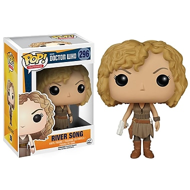 Funko Pop! Télévision : Doctor Who - River Song