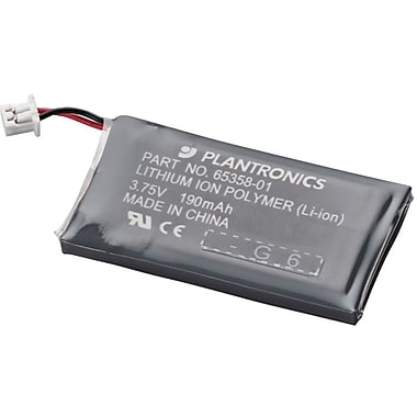 Plantronics Headset Battery for CS50, CS55 and CS50-USB, (64399-01)