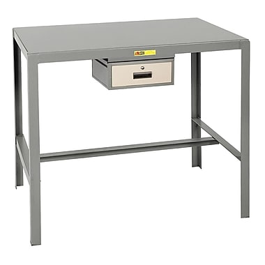 Little Giant USA Steel Top Workbench; 30'' H x 24'' W x 18'' D