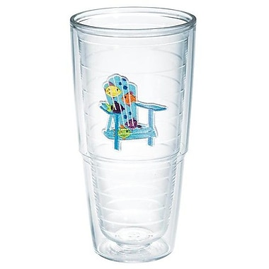 Tervis Tumbler Sun and Surf Adirondack Chair Tropical Fish Tumbler; 24 oz.