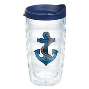 Tervis Tumbler On The Water Sequins Anchor 10 Oz. Wavy Tumbler; Yes