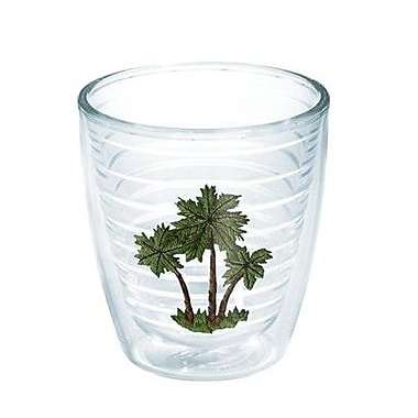 Tervis Tumbler Sun and Surf Palm Tree Three Palms Tumbler; 12 oz.