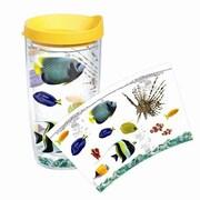 Tervis Tumbler Pets Colorful Fish Tumbler w/ Lid; 16 oz.