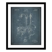 ReplayPhotos 1943 SCUBA Gear Patent Framed Graphic Art