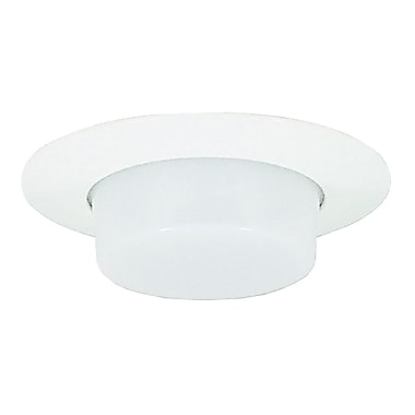 Royal Pacific Drop Opal Shower 6'' Recessed Trim