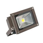 American Lighting LLC Panorama PRO 101 1-Light LED Flood Light; Dark Bronze
