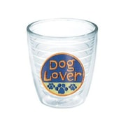 Tervis Tumbler Pets Dog Lover Plastic Every Day Glass; 12 oz.