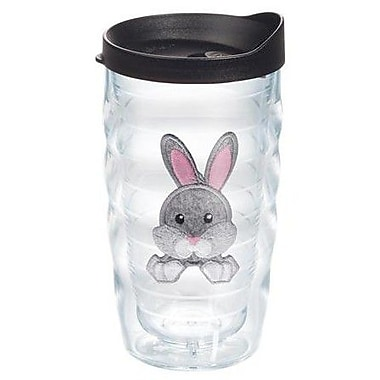 Tervis Tumbler Totally Kids Bunny Front And Back 10 Oz. Wavy Tumbler; Yes