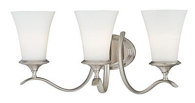 Vaxcel 3-Light Vanity Light