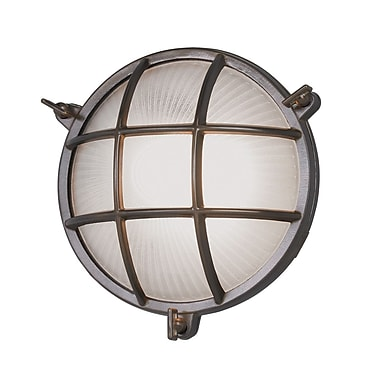 Norwell Lighting Mariner 1-Light Outdoor Bulkhead Light