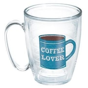 Tervis Tumbler Eat Drink Be Merry I Love Coffee Mug; No