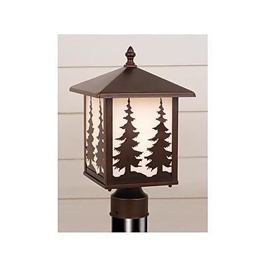 Vaxcel Yellowstone Tree Outdoor 1-Light Lantern Head