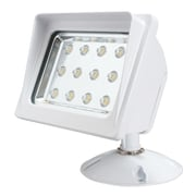 American Lighting LLC Panorama 12-Light LED Flood Light; White