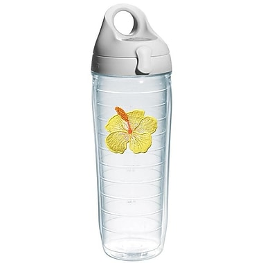Tervis Tumbler Garden Party Hibiscus Water Bottle; Yellow