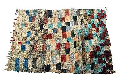 Casablanca Market Boucherouite Carpets Area Rug