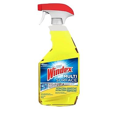 Windex Multi-Surface Antibacterial Disinfectant, 765 ml