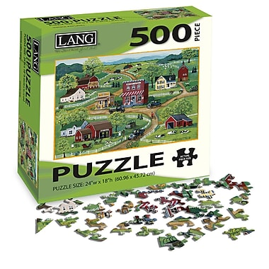 LANG General Store Jigsaw Puzzle, 500 Pieces, (5039114)