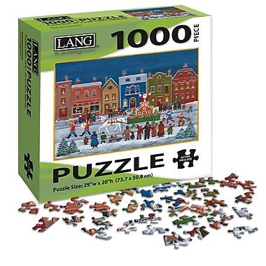 LANG Christmas Parade Jigsaw Puzzle, 1000 Pieces, (5038011)