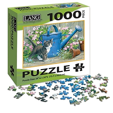 LANG Gardiner's Assistant Jigsaw Puzzle, 1000 Pieces, (5038013)