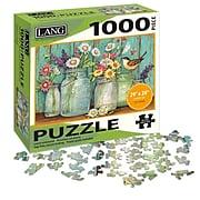 LANG Mason Flowers 1000 Piece Puzzle (5038018)