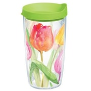 Tervis Tumbler Garden Party Tea for Tulips Tumbler w/ Lid; 16 oz.