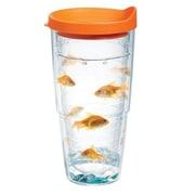 Tervis Tumbler Pets Goldfish Tumbler w/ Lid; 24 oz.