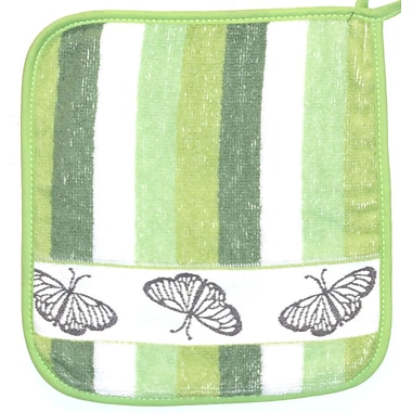 Mierco Butterfly Terry Potholder (Set of 2)