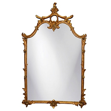 Hickory Manor House Ornate Wall Mirror