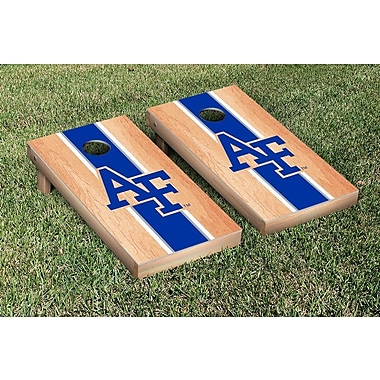 Victory Tailgate Stripe Hardcourt Version Cornhole Game Set; UNC Greensboro Spartans