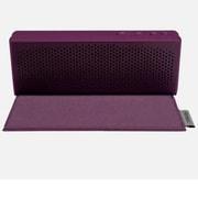 Antec Note 3 W Portable Bluetooth Speaker, Purple