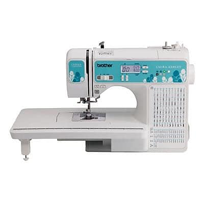 Brother Laura Ashley® Computerized Sewing and Quilting Machine (CX205LA)