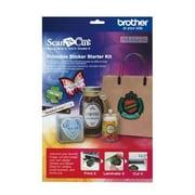 Brother Printable Sticker Starter Kit (CAPSKIT1)