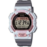 Casio® Solar Powered Digital Sports Watch, Grey (STLS300H-4A)