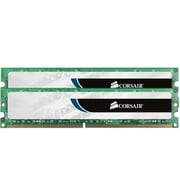 Corsair CMV16GX3M2A1333C9 ValueSelect 16GB (2 x 8GB) DDR3 SDRAM DIMM DDR3-1333/PC-10667 Desktop RAM Module