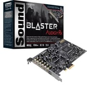 Sound Blaster® 70SB155000001 Audigy RX PCI Express x1 Sound Card