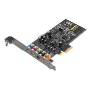 Sound Blaster® 30SB157000001 Audigy FX PCI Express x1 Sound Card