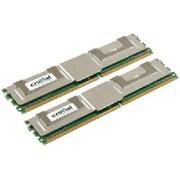 Crucial™ CT2KIT102472AF667 16GB (2 x 8GB) DDR2 SDRAM FBDIMM DDR2-667/PC-5300 Server RAM Module