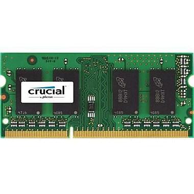 Crucial™ CT4G3S186DJM 4GB (1 x 4GB) DDR3L SDRAM SoDIMM DDR3L-1866/PC-14900 Desktop RAM Module