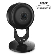 D-Link® DCS2630L Full HD 180-Degree Wi-Fi Camera, Black