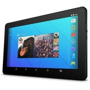 "Ematic EGQ223 10"" Tablet, 16GB, Android 5.1 Lollipop, Black"