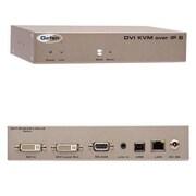 Gefen® EXTDVIKVMLANTX DVI Rack-Mountable KVM Extender