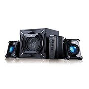 Genius 31731055101 45 W Gaming Woofer Speaker System, Black