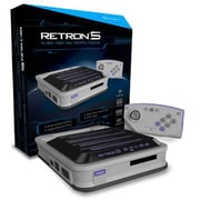 Hyperkin® M01688-GR RetroN 5 Wireless Gaming Console
