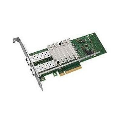 Intel® X520-SR2 5.0 GT/s Ethernet Converged Network Adapter; Retail Bulk