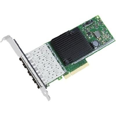 Intel® X710-DA4 8.0 GT/s Ethernet Converged Network Adapter; Retail Bulk