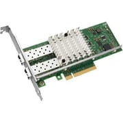 Intel® X520-DA2 5.0 GT/s Ethernet Converged Network Adapter, Retail Bulk